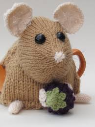 Cosy West Highland Terrier Westie Tea Cosy Knitting Pattern