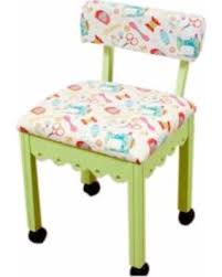 arrow cabinets sewing chair spectacular deal on arrow sewing cabinets green wood white patterned