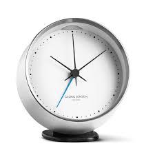 Clock Design Henning Koppel Alarm Clock Georg Jensen Shop