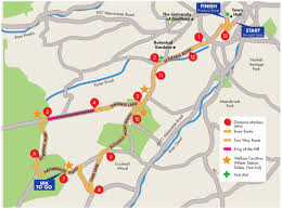 Map Of Yorkshire England by Rough Guide To The Yorkshire Half Marathon U2013 Sheffield