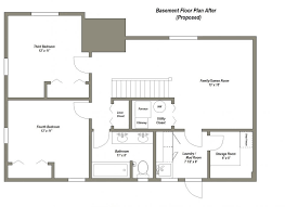Finished Basement House Plans Baby Nursery House Plans With Finished Basements Best Basement