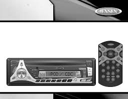 jensen car stereo system mp6211 user guide manualsonline com