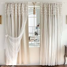 Ruffle Bottom Blackout Panel by Romantic Daisy Blackout Panel Set Beige Thermal Windows