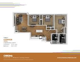 models chroma luxury apartments in cambridge ma copper