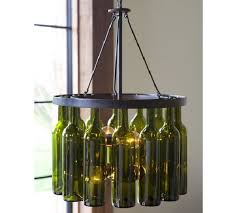 how to make decorative wine bottle lights without drilling 19