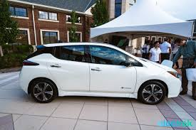 new nissan leaf 14 new nissan leaf 2018 sideview wheels rims profile design