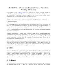 Different Resume Templates It Resume Examples Director Of It Resume Example It Director Tips