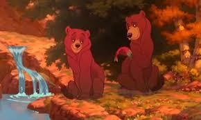 video lyrics brother bear