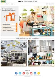 registry for housewarming party ikea u s launches a new gift registry to help shoppers celebrate