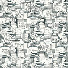 gift wrap paper books wrapping paper the literary gift company