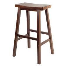 Bar Stools Menards Amazon Com Winsome Wood 29 Inch Saddle Seat Stool Walnut