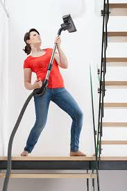 Vaccumming Mom Vacuuming Pictures Images And Stock Photos Istock