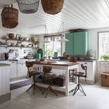 shabby chic kitchen island shabby chic country kitchen design for creative renovators