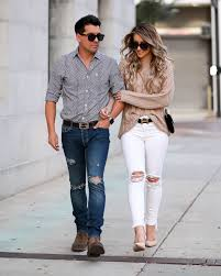 casual date styled adventures his hers casual date style