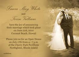 wedding announcements wedding announcements wording sles wedding gallery