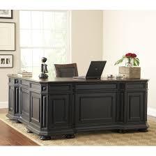 riverside belmeade executive desk allegro l desk and return