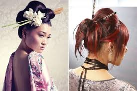 chopstick hair various styles to the top knot for hair chopsticks