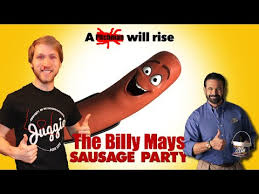 Billy Mays Meme - ytp billy mays the billy mays sausage party youtube