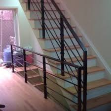 Metal Stair Banister Custom Railings And Handrails Custommade Com