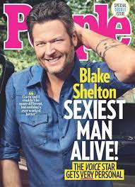 Blake Meme - blake shelton is people s sexiest man alive because everything is