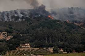 California Wildfire Evacuation Plan by At Least 15 Dead As Fires Rage In Northern California Fox 61