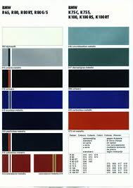 lexus blue color code bmw colour charts through the years