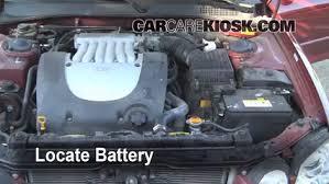 2007 hyundai sonata battery battery replacement 2002 2005 hyundai sonata 2004 hyundai