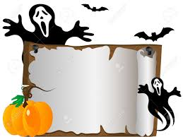 halloween paper border 1 789 horror border designs stock vector illustration and royalty