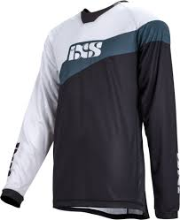 cheapest motocross gear ixs progressive 7 1 trail grey bicycle clothing jerseys ixs