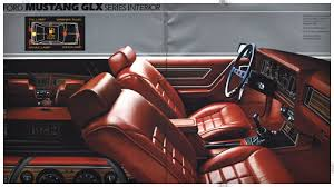 1982 mustang glx 1982 mustang specifications performance data mustanglab com