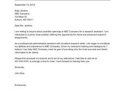 21 sample cover letter administrative cover letter administrative