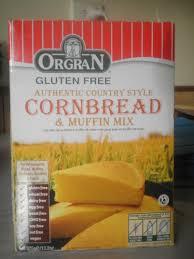 orgran cornbread muffin mix vegan travelling adventures
