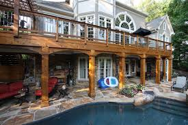 best cedar porch columns u2014 bistrodre porch and landscape ideas