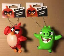 angry birds ornaments ebay
