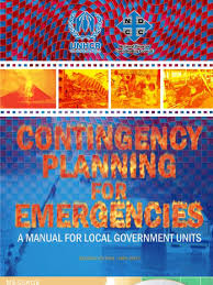 contingency planning for emergencies a manual for lgus emergency