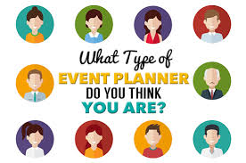 event planner what type of event planner do you think you are