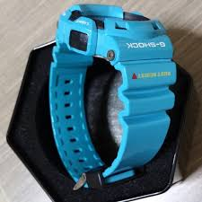 light blue g shock watch casio g shock watch men in earth blue gulfman g 9100bl 2 gshock