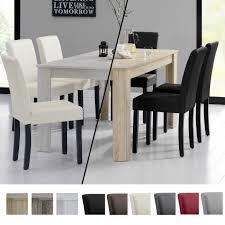 colori sala da pranzo en casa set sala da pranzo con tavolo e 6 sedie 6 variazioni di