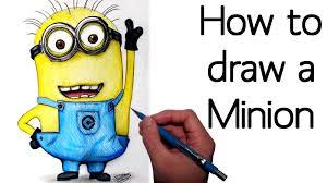 draw minion despicable
