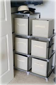 Kitchen Cupboard Organizer Closet Storage Stackable Shelf Organizer Plastic Storage Drawers
