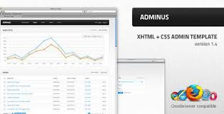 adminus beautiful admin panel interface