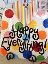 happy everything attachments coton colors happy everything mini platter gifts for everyone