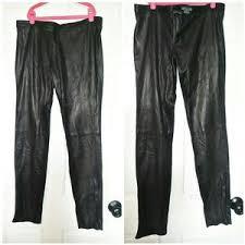 Real Leather Leggings Women U0027s Armani Exchange Pants Leggings On Poshmark