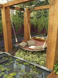outdoor bed swing home design ideas and pictures