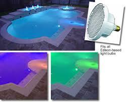 Super Vision Pool Light Color Changing Inground Pools