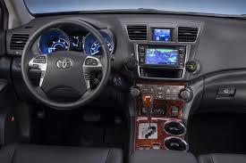 2013 4runner Limited Interior Review 2013 Toyota Highlander Limited V6 Rideapart