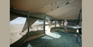 Just Kampers Awning Comfort With Canvas Kimberleykampers