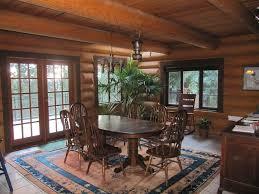 custom canadian log home nestled in the hea vrbo