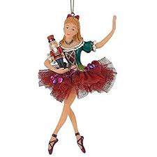 clara nutcracker ballet shoes doll tree