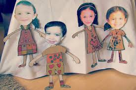 family string puppets crafts for pbs parents